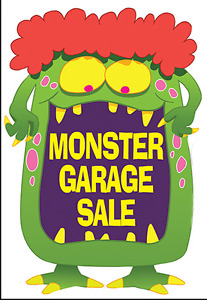 MONSTER Multi-Family Yard Sale & Collectibles Sale