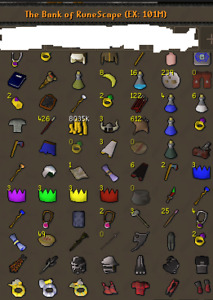 OSRS Runescape Level 126 With inferno cape