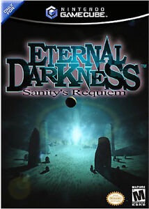 Recherche/Looking for Eternal Darkness Sanity's Requiem Gamecube