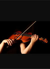 Violin/ fiddle lessons for classical and Irish music. Theory tuition also available
