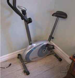 Tempo upright bike