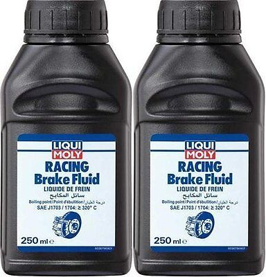 Liqui Moly Racing Brake Fluid (250ml) 2 Bottles 3679