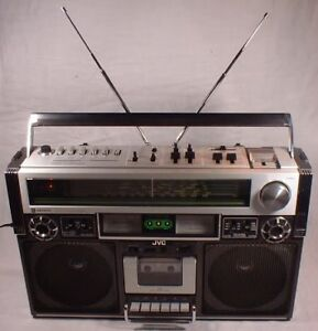 Jvc / sony stereo boombox vintage wanted