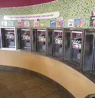 Reconditioned Taylor Soft Serve Triple Flavour Ice Cream Machines