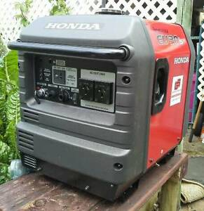 Honda EU30is Inverter Generator Busselton Busselton Area Preview