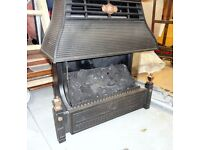 EMBERGLOW CAST IRON COAL EFFECT GAS FIRE LOWER PRICE