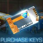 Rocket League Key Store