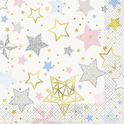 Twinkle Twinkle Little Star -  16 Party Napkins ()