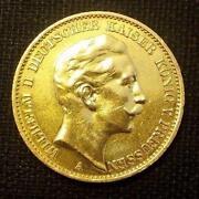 20 Mark Wilhelm II