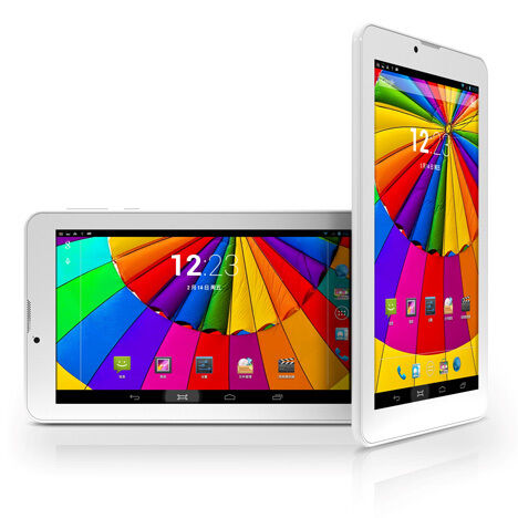 NEW Quad Core 7'' Android Smart Phone Tablet PC, IPS Touch, 1G RAM, 16GB, GPS, Bluetooth, Unlocked