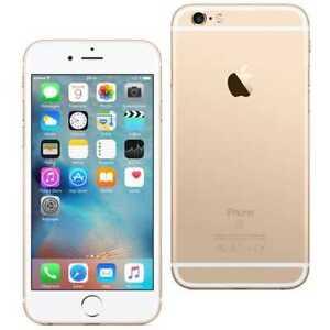 Iphone 6  Or Neuf 16G \ New Iphone 6 gold 16G Gatineau Ottawa / Gatineau Area image 1