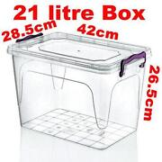 Small Clear Plastic Boxes