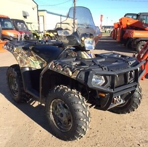 2011 Polaris Industries 850 Sportsman® Browning Edition