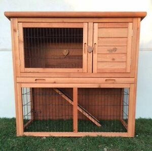 Double Storey Rabbit Hutch Package ***SPECIAL*** PH 0 Blacktown Blacktown Area Preview