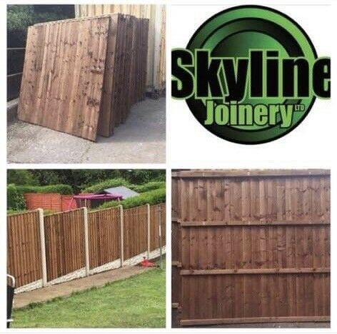 6ft X 6ft Treated Fence Panels 28 00 Other Sizes Available Free Delivery In Nottingham In Basford Nottinghamshire Gumtree