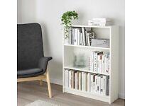 BILLY Bookcase, white, 80x28x106 cm WAS £25 #BargainCorner