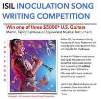 ISIL Inoculation Song Competition