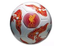 Warrior LFC footballs