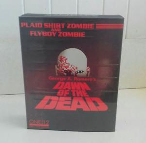 Dawn of the dead set Swap for Merle Dixon 71 Zombie pop vinyl