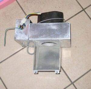 Barelyused EBMPAPST Power Vent Water Heater Blower Inducer Motor