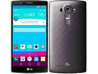 LG G4 H815 32 GB black unlocked brand new sealed