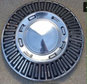 Looking for 65-66 Ford dog dish hubcaps