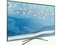 "Samsung 49"" 4k UHD new KU Series LED SMART WI-Fi TV BUILT IN HD FREEVIEW ."