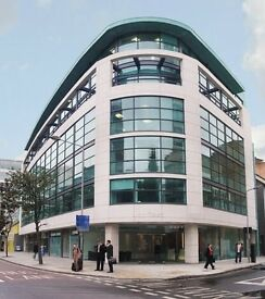 Large Open Plan Office Space Available to Rent | 30-40 people Holborn WC1V | Flexible Rental Terms