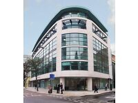 HOLBORN Serviced Office Space to Let, WC1 - Flexible Terms | 2 - 80 people