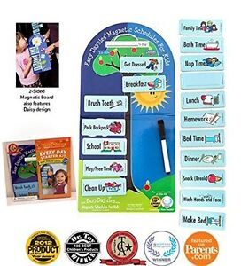 New kids Easy Daysies Scheduler