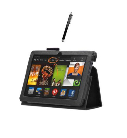 Eco-Fused Accessories Combo for Kindle Fire 7-Inch
