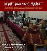 The Heart & Soul Craft, Artisan and Treasures Market