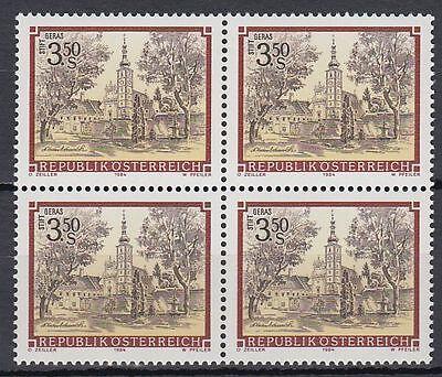 Österreich Austria 1984 ** Mi.1768 Chorherrenstift Kloster Monastery [sr1250]