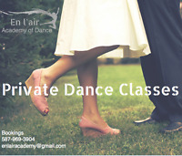 Private Dance classes for weddings, couples, groups or personal