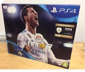 PS4 slim 1tb console brand new