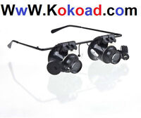 For Sell 20X Magnifier Magnifying Eye Glass Loupe Lens Jeweler W