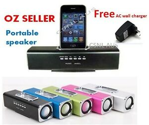 PORTABLE-RECHARGEABLE-SPEAKER-IPOD-IPHONE-DOCK-USB