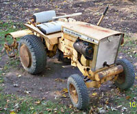 Wanted: Allis chalmers/ Simplicity B-10 tractor parts