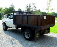 260 cubic foot dump box for hire