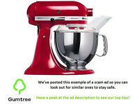 KITCHEN AID MIXER FREE NATIONWIDE DELIVERY -- Read the description before replying to the ad!!!