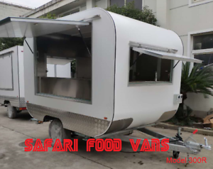 Quality Food & Coffee Trailers to Australian Standards
