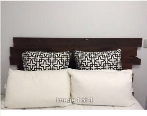 Queen bed head- hand made Bondi Junction Eastern Suburbs Preview