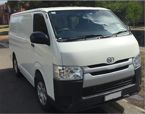 2014 Toyota HiAce for Hire Roxburgh Park Hume Area Preview