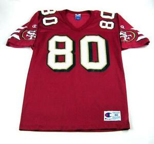 new arrival 14fba 4636c Men's San Francisco 49ers 80 Jerry Rice Black Alternate Elite ...