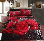Queen DOONA Cover Red