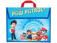BNIP EX STORE 'PAW PATROL' SCHOOL BOOK BAG