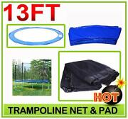13 Trampoline Enclosure