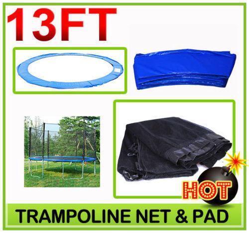 13 Trampoline Enclosure Ebay