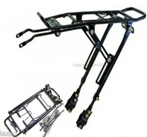 Bicycle-cycle-alloy-rear-rack-carrier-bracket-bike-luggage-universal-20-29