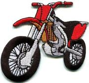 Dirt Bike Patch
